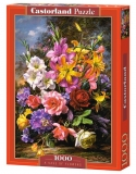 Puzzle Castorland A Vase of Flowers 1000 dielikov