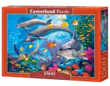 Puzzle Castorland Secrets of the Reef 1500 dielikov