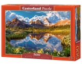 Castorland puzzle Mirror-of-the-Rockies 500 dielikov