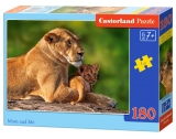 Castorland Puzzle Mom and Me  180 dielikov