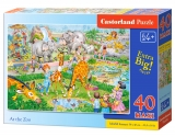 Puzzle Castorland At the Zoo 40 dielikov