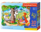Puzzle Castorland Little Red Riding Hood 20 dielikov