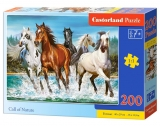 Puzzle Castorland Call of Nature 200 dielikov