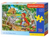 Castorland Puzzle Little Red Riding Hood 70 DIelikov