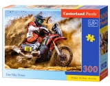 Castorland Puzzle Dirt Bike Power 300 dielikov