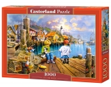 Castorland Puzzle At the Dock 1000 Dielikov