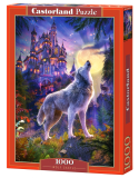 Castorland Puzzle Wolf Castle 1000 Dielikov