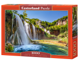 Castorland Puzzle Land of the Falling Lakes 1000 Dielikov