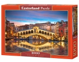 Castorland Puzzle Rialto by Night 1000 Dielikov