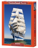 Castorland Puzzle Under Full Sail 1000 Dielikov