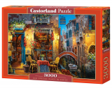 Puzzle Castorland Our Special Place in Venice 3000 Dielikov