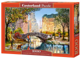 Puzzle Castorland Evening Walk Through Central Park   1000 Dielikov