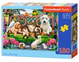 Castorland Puzzle Pets in the Park 180 dielikov