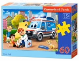 Puzzle Castorland First Aid 60 Dielikov