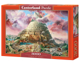 Puzzle Castorland Tower of Babel 3000 Dielikov
