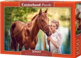 Puzzle Castorland Beauty and Gentleness 1000 Dielikov
