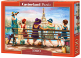 Puzzle Castorland Girls Day Out 1000 Dielikov