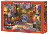 Castorland Puzzle French Walkway 500 Dielikov