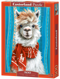 Castorland Puzzle I am the Llama 500 Dielikov