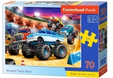 Puzzle Castorland Monster Truck Show 70 DIelikov