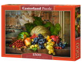 Puzzle Castorland Still Life With Fruits 1500 Dielikov