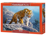 Castorland Puzzle Tiger on the Rocks 500 Dielikov