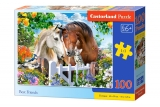 Puzzle Castorland Best Friends 100 dielikov