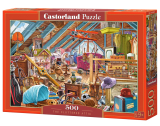 Castorland Puzzle The Cluttered Attic 500 Dielikov