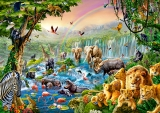 Castorland Puzzle Jungle river 500 dielikov