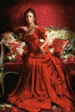 Castorland Puzzle Beauty in Red 1500 dielikov