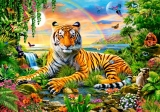 Castorland Puzzle KING OF THE JUNGLE 1000 dielikov