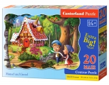Puzzle Castorland Hansel and Gretel 20 dielikov