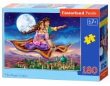 Castorland Puzzle The Magic Carpet 180 dielikov