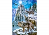 Castorland Puzzle WOLVES AND CASTLE 1500 dielikov