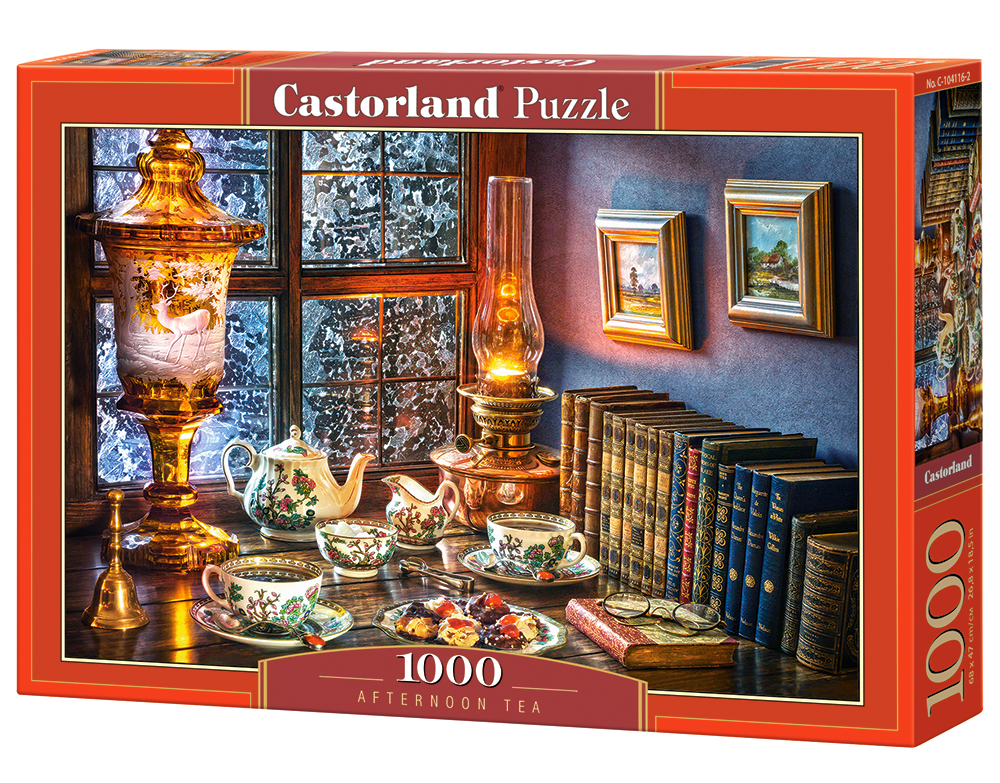 Castorland Puzzle Afternoon Tea 1000 Dielikov